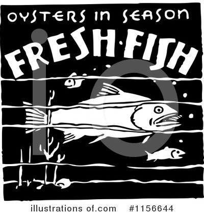 Fish Clipart #1156644 by BestVector