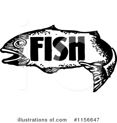 Fish Clipart #1156647 by BestVector