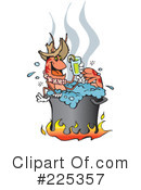 Seafood Clipart #225357 by Dennis Holmes Designs