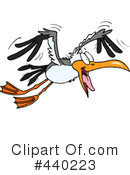 Seagull Clipart #440223 by toonaday