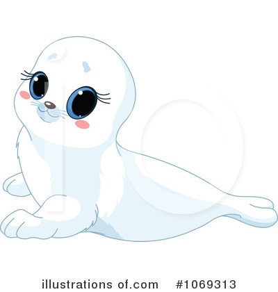 Seal Clipart #1069313 by Pushkin