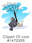 Seal Clipart #1472355