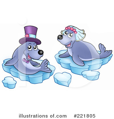Seal Clipart #221805 by visekart