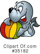 Seal Clipart #35182