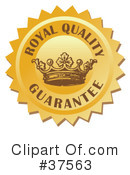 Royalty-Free (RF) seal Clipart Illustration #37563