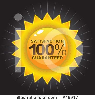 Royalty-Free (RF) Seal Clipart Illustration by Arena Creative - Stock Sample #49917