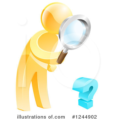 Search Clipart #1244902 by AtStockIllustration