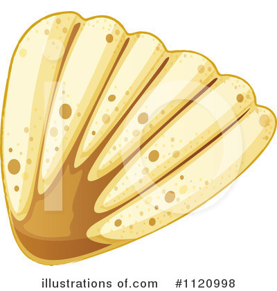 Seashell Clipart #1120998 by Graphics RF