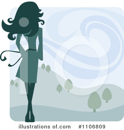 Royalty-Free (RF) Season Clipart Illustration by Amanda Kate - Stock Sample #1106809