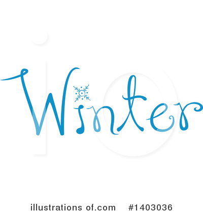Snowflake Clipart #1403036 by BNP Design Studio