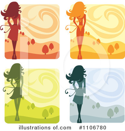 Season Clipart #1106780 by Amanda Kate