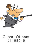 Secret Agent Clipart #1198046