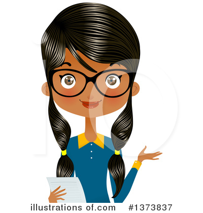 Glasses Clipart #1373837 by Melisende Vector