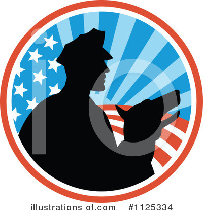 Police Clipart #1125334 by patrimonio