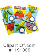 Seeds Clipart #1191009