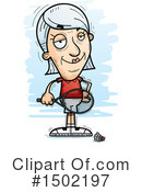 Senior Caucasian Woman Clipart #1502197 by Cory Thoman