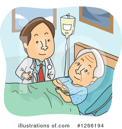 Hospital Clipart #1266194 by BNP Design Studio
