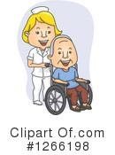 Senior Citizen Clipart #1266198 by BNP Design Studio