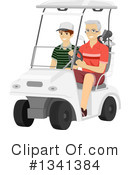 Senior Citizen Clipart #1341384 by BNP Design Studio