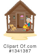 Royalty-Free (RF) Senior Citizen Clipart Illustration #1341387