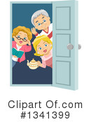 Senior Citizen Clipart #1341399 by BNP Design Studio