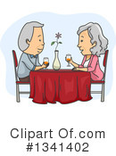 Senior Citizen Clipart #1341402 by BNP Design Studio
