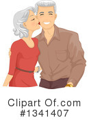 Royalty-Free (RF) Senior Citizen Clipart Illustration #1341407