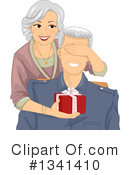 Senior Citizen Clipart #1341410 by BNP Design Studio