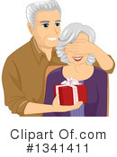 Senior Citizen Clipart #1341411 by BNP Design Studio