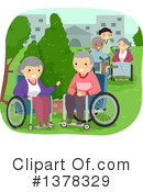 Senior Citizen Clipart #1378329 by BNP Design Studio