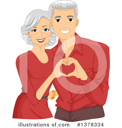 Heart Clipart #1378334 by BNP Design Studio