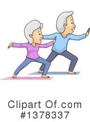 Senior Citizen Clipart #1378337 by BNP Design Studio