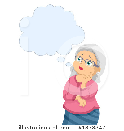 Thoughts Clipart #1378347 by BNP Design Studio