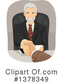 Senior Citizen Clipart #1378349 by BNP Design Studio