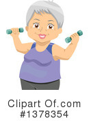 Senior Citizen Clipart #1378354 by BNP Design Studio