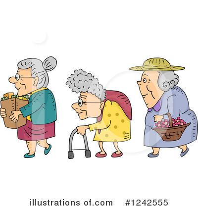 Free rf senior clipart illustration 1242555 by bnp design studio