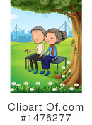 Senior Couple Clipart #1476277 by Graphics RF