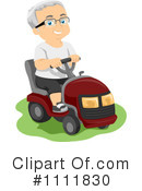 Senior Man Clipart #1111830 by BNP Design Studio