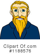 Senior Man Clipart #1188576
