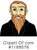 Senior Man Clipart #1188578