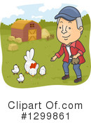 Senior Man Clipart #1299861
