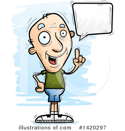 Smart Clipart #1420297 by Cory Thoman