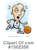 Senior Man Clipart #1502356 by Cory Thoman
