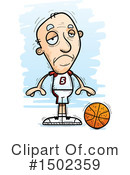 Senior Man Clipart #1502359 by Cory Thoman