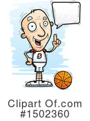 Senior Man Clipart #1502360 by Cory Thoman