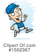 Senior Man Clipart #1502367 by Cory Thoman