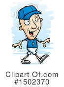 Senior Man Clipart #1502370 by Cory Thoman