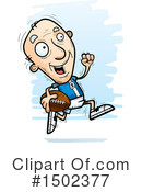 Senior Man Clipart #1502377 by Cory Thoman