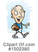 Senior Man Clipart #1502380 by Cory Thoman