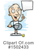 Senior Man Clipart #1502433 by Cory Thoman